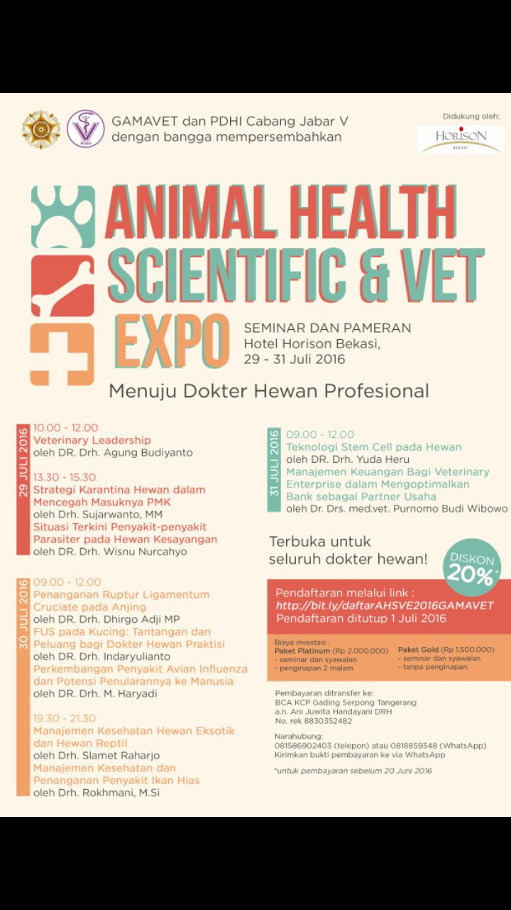 Animal Health Scientific & Vet Expo