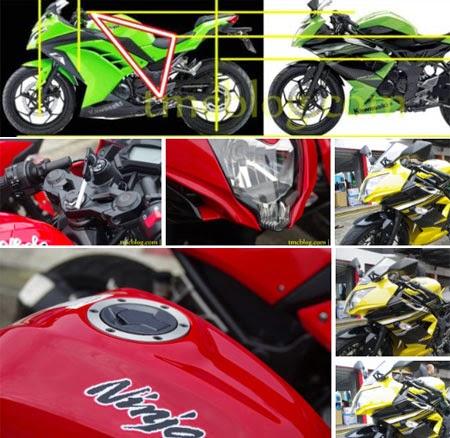 Gambar Motor RR Mono