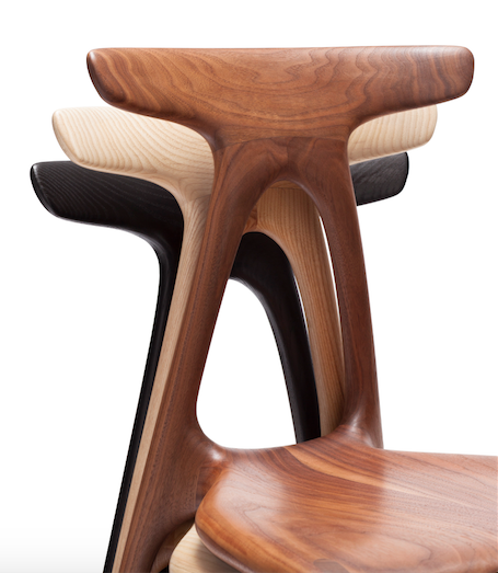 Furniture Design The Alpha Chair By Made In Ratio Byelisabethnl