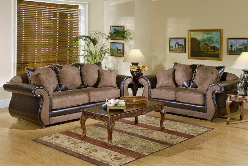 Living Room Set Sofa Design