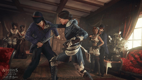 preview Assassin's Creed Syndicate: Jack the Ripper