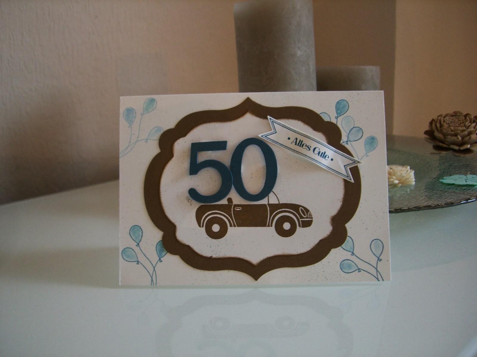 runder Geburtstag 50