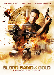 Blood, Sand and Gold Poster