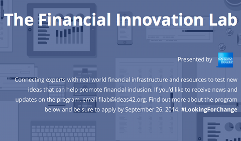 The Financial Innovation Lab