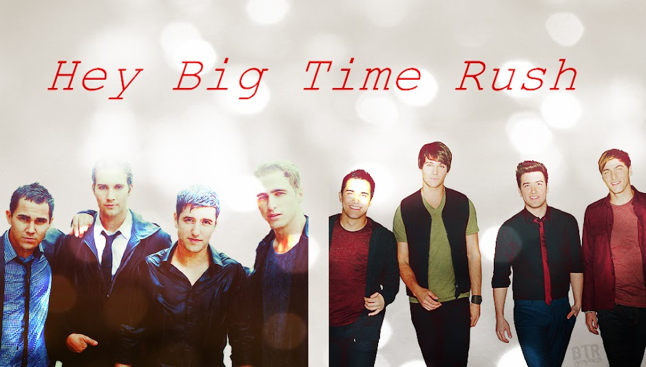 Hey Big Time Rush