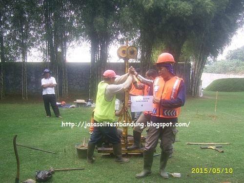 Jasa Soil Test Sondir Boring Di Bandung Dan Sekitarnya