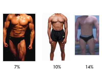 7 site body fat calculator