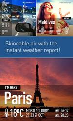 Instaweather: een leuke, populaire app voor in de vakantie!