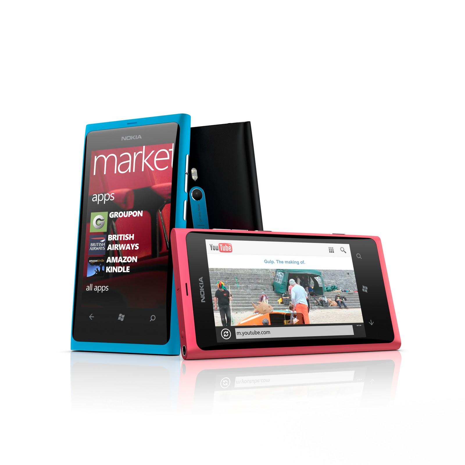 Nokia Lumia 800 Windows Phone