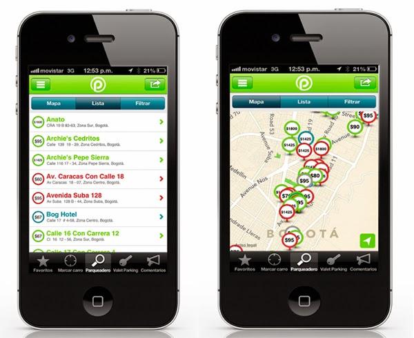 aplicación-facilita-búsqueda-parqueaderos-conductores