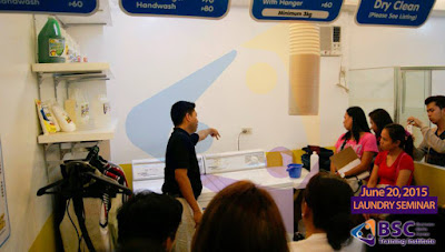 5 Steps to Start a Laundry Business by BSC Training Institute