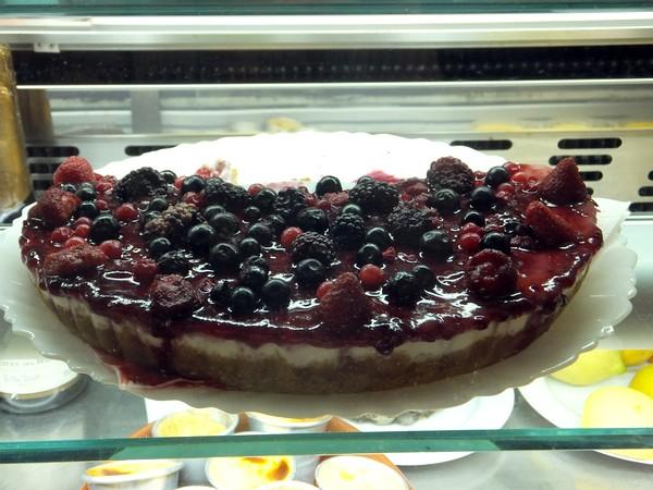 Lisbonne Lisboa cheesecake
