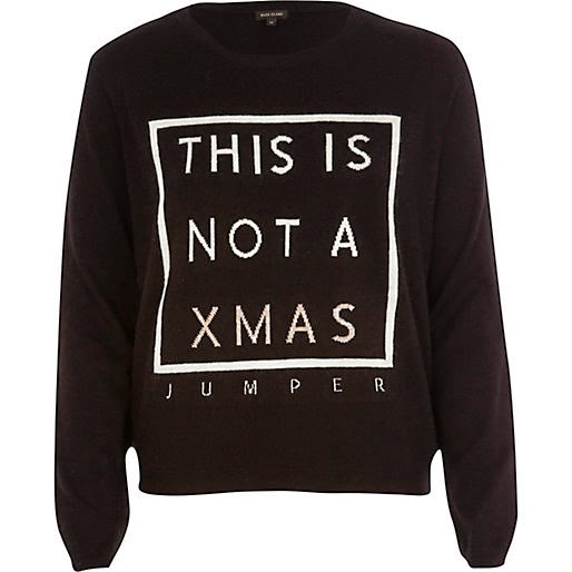 This is not a Xmas Jumper