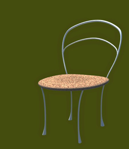 High quality 3d models free download for Chair 3d model maya