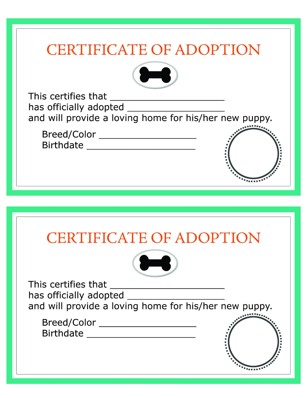 Adoption essays