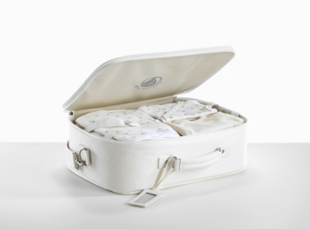 maleta canastilla bebe infantil ideas bolsa hospital niño bonita original