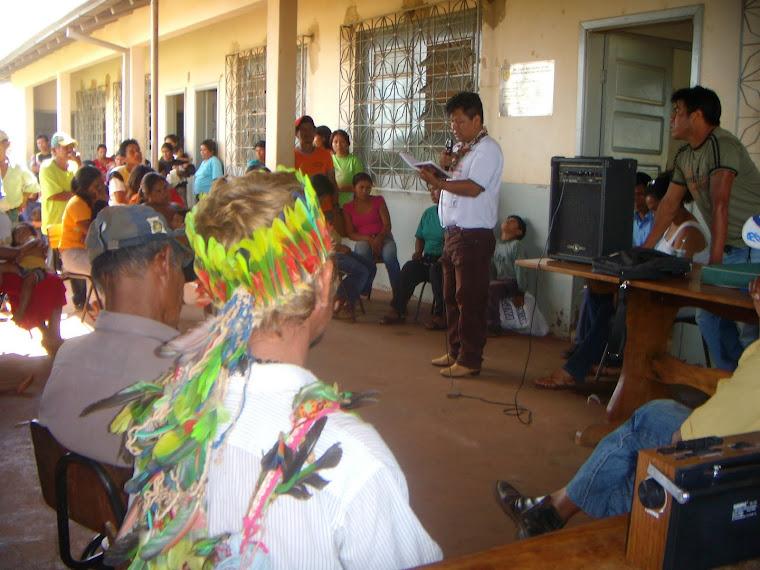 Conferência Indígena