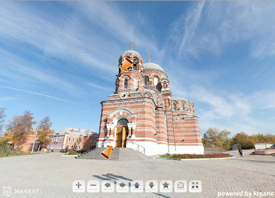 orthodox christian church virtual tour