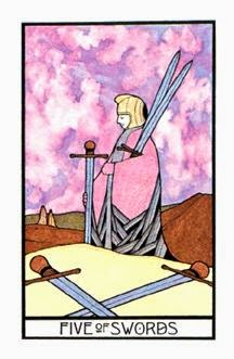 Tarot  Card for January 2015