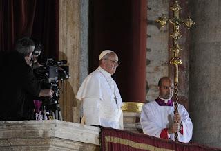 Pape François - DPTN - Habemus Papam - prêtres - Rome