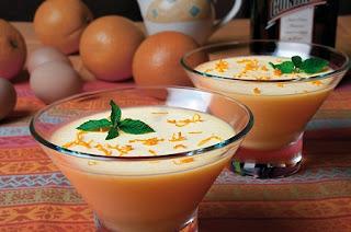 Como se Prepara el Mouse de Naranja, Recetas de Cocina, Postres