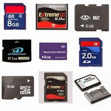 memory card yang tidak terbaca