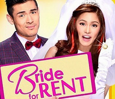 Bride For Rent Gross P280-M in 2 Weeks at the Box Office; KimXi Preps for Next Movie this 2014