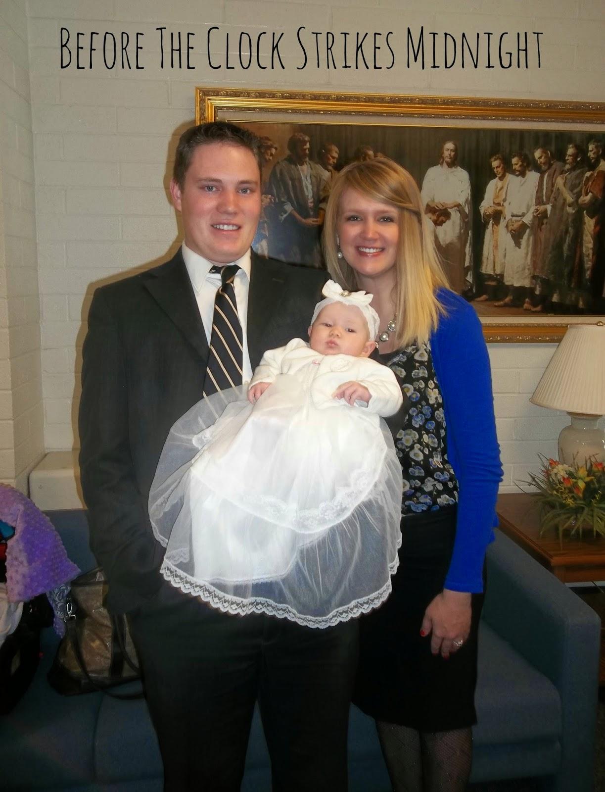 christening tips