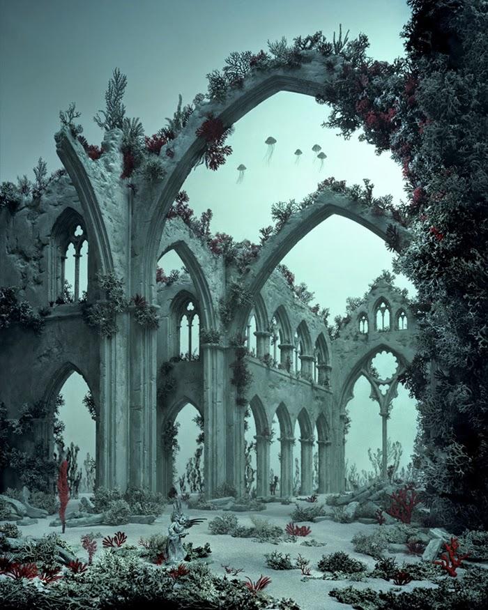 Claude Debussy - La Cathédrale Engloutie | Ses Rêveries