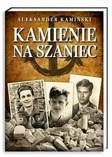 Kamil Czyta książki !TOP5 Najlepsze lektury szkolne Kamienie na szaniec Kamiński