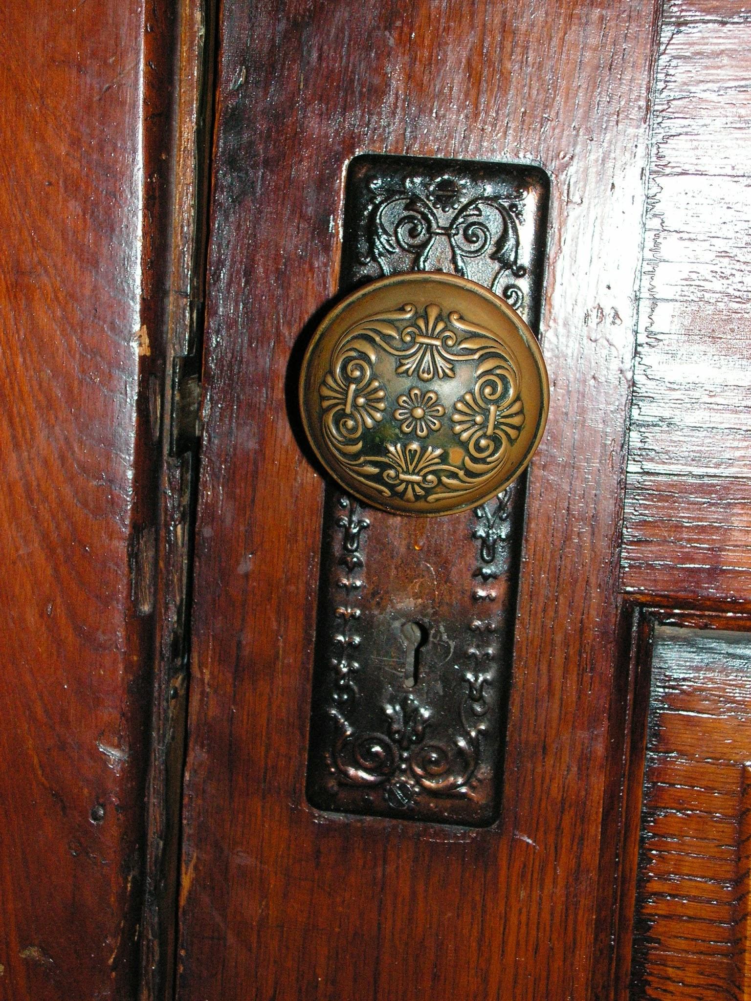 Front Door Exterior:
