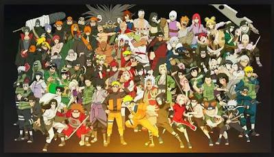 Kumpulan Kata Kata Naruto dan Gambar Naruto Lengkap Terbaru