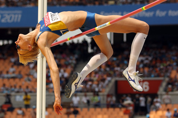 High Jump...Dick Fosbury and 'the flop'
