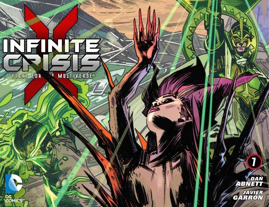 Infinite Crisis: FFTM #7