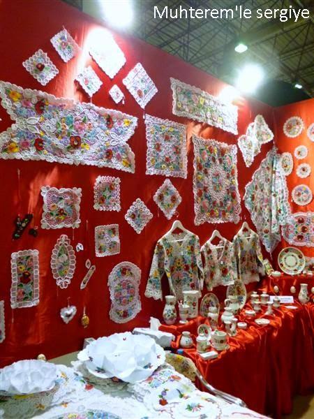 Macaristan halk motifleri Kalocsa