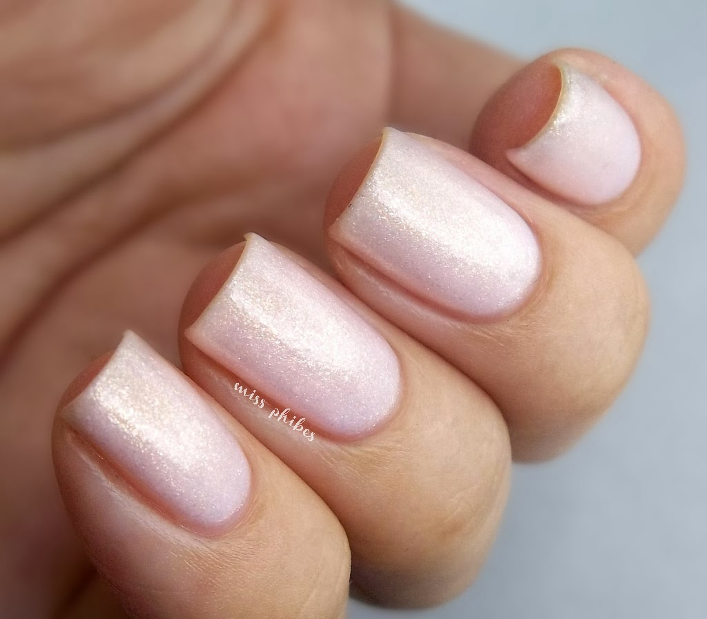 Sinful Colors Glass Pink