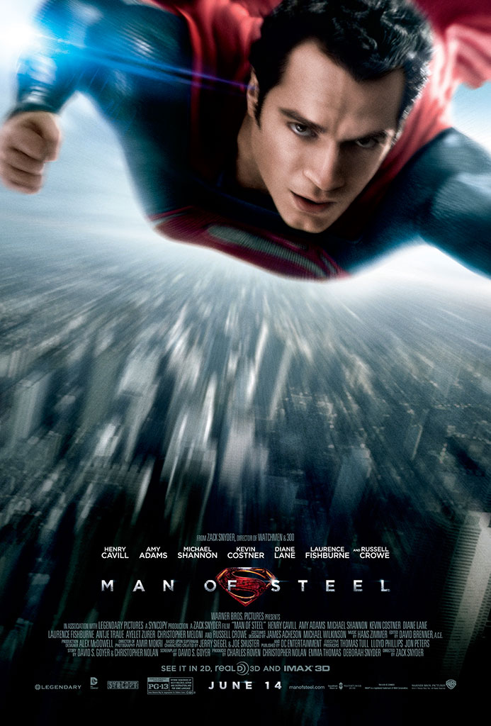 "Reseña: ""Man of Steel"""