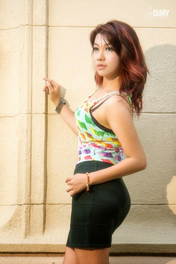 Kham attractive thai myanmar model girl thecheapjerseys Choice Image