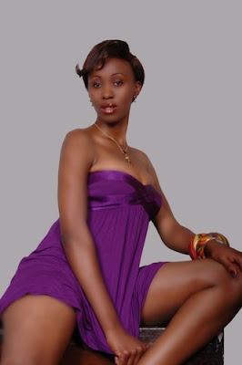 Kenya BBA Representative, MILLICENT WAMBUI Battles Nollywood Ex-Lover
