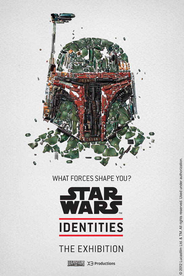 Star Wars Identities by Louis Hébert - Boba Fett