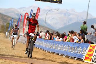 CTO. ESPAÑA BIKE MARATHON 2012