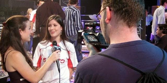 Gamer Sarah Harrison
