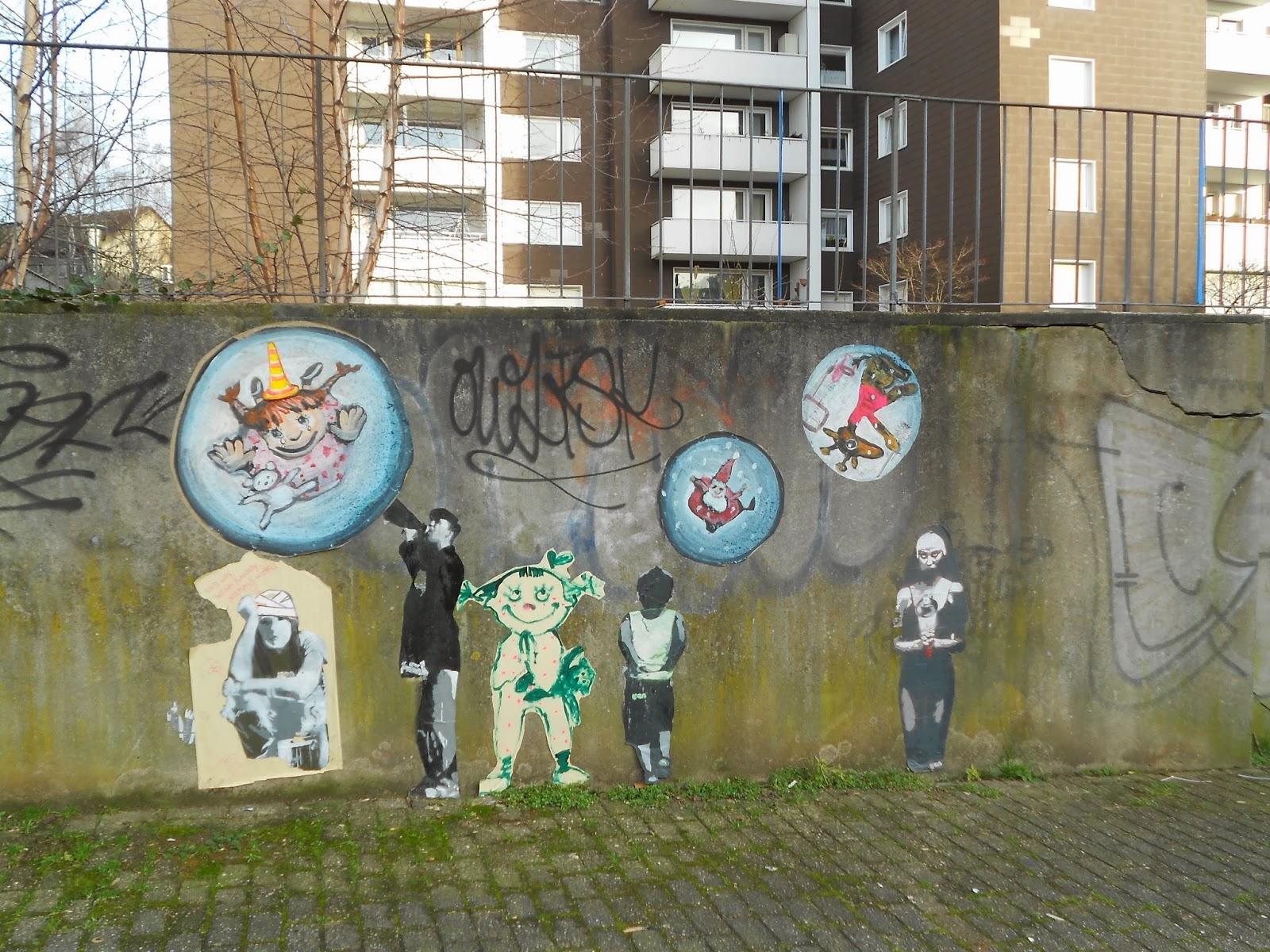 Foto der Woche: Street Art in Bochum