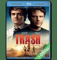TRASH, LADRONES DE ESPERANZA (2014) FULL 1080P HD MKV ESPAÑOL LATINO