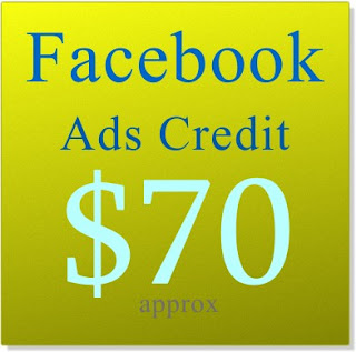 Quickly get now $70 Facebook ads coupon code  for free