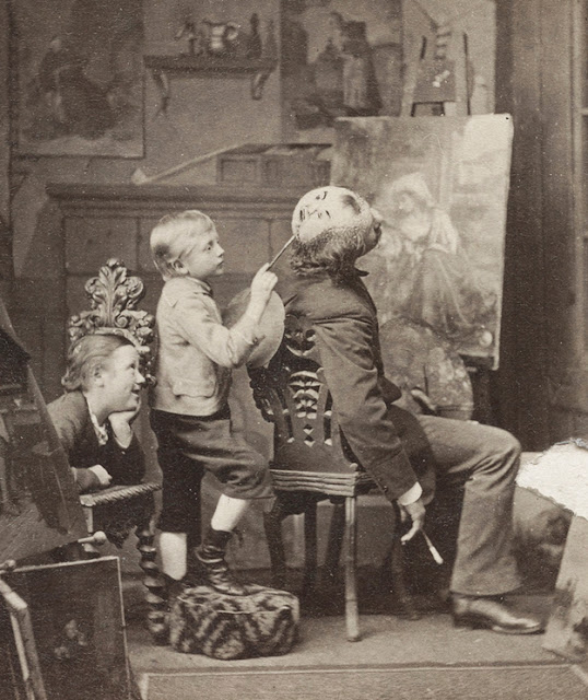 Very Odd And Funny Vintage Photos That Cannot Be Explained Vintage Everyday
