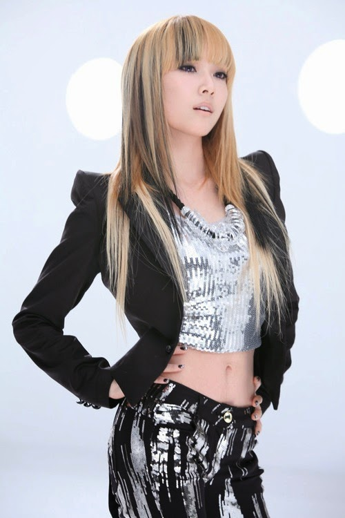 blonde highlights on black hair asian