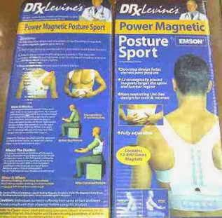Posture Sport - Penyanggga Punggung Unik