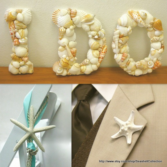 Starfish Boutonniere for Beach Weddings : The perfect beach wedding ...