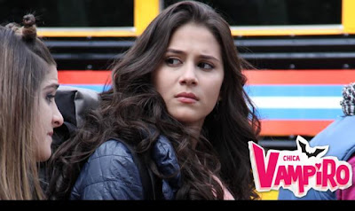 "VampiAvance - Capítulo 45 - Chica Vampiro - ""Max se obsesiona con ..."